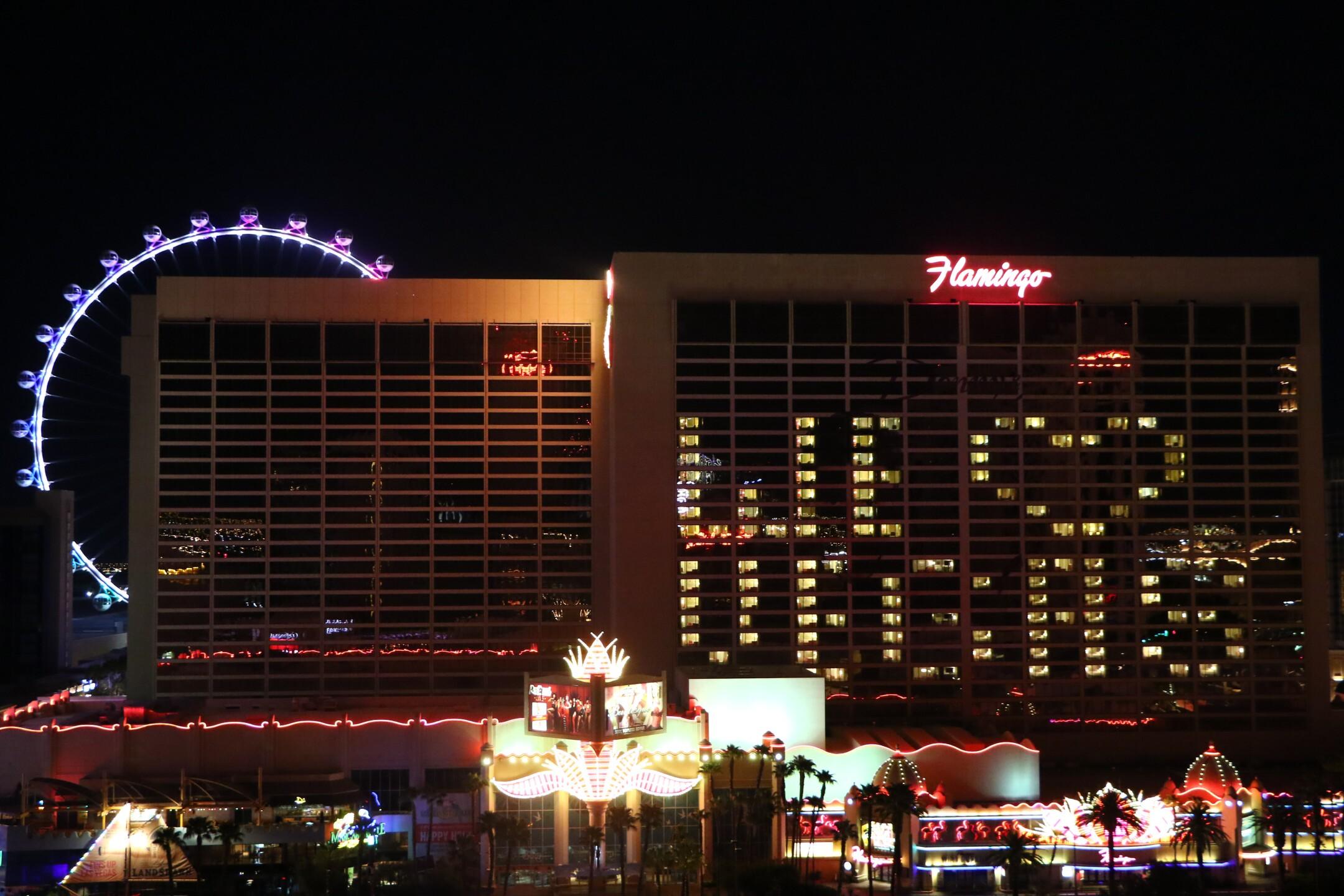 Flamingo Las Vegas_High Roller_Light Display.jpg