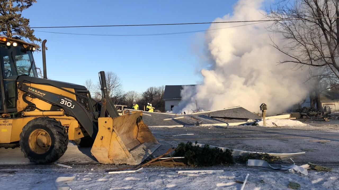 Vermilion house explosion