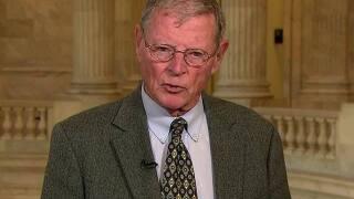 U.S. Senator Jim Inhofe to join Donald Trump's National Security Advisory Council