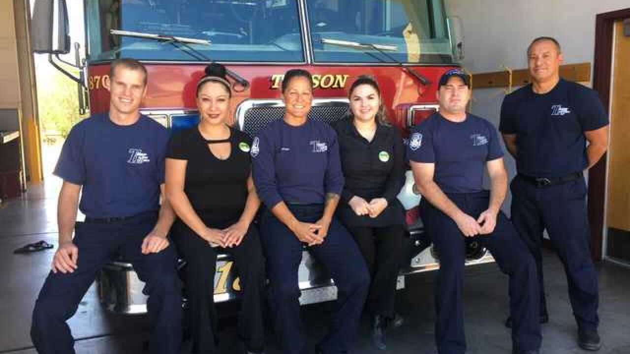 Free Olive Garden meals for first responders