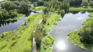 Walking Club: Exploring South Lake Howard Nature Park in Winter Haven