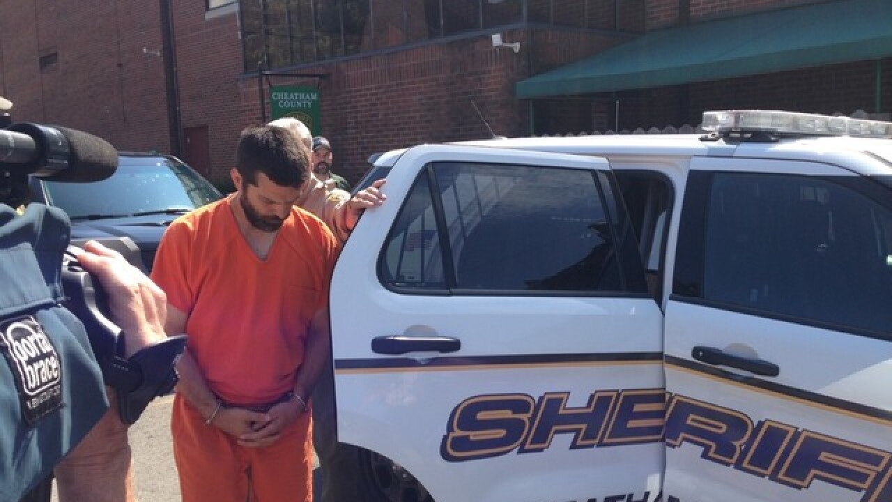Toby Willis Moved To Cheatham Co. Jail