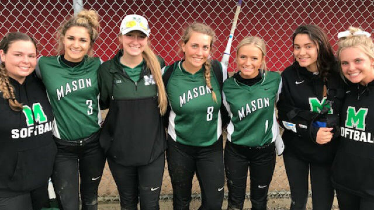 Mason softball program offers important life lessons every spring