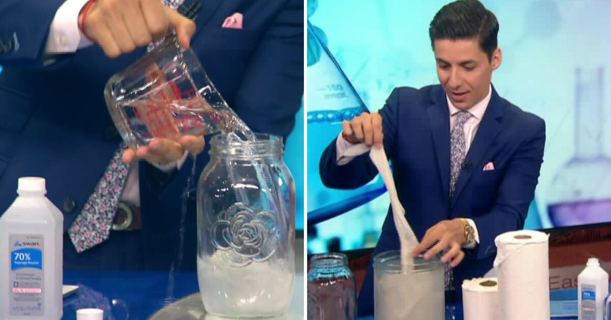 Photo of DIY: How to make your own disinfectant cleaning wipes