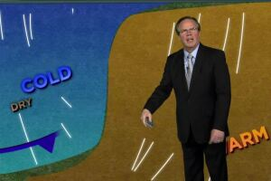 Bill's Weather 101 at Home Edition:  Cold Fronts