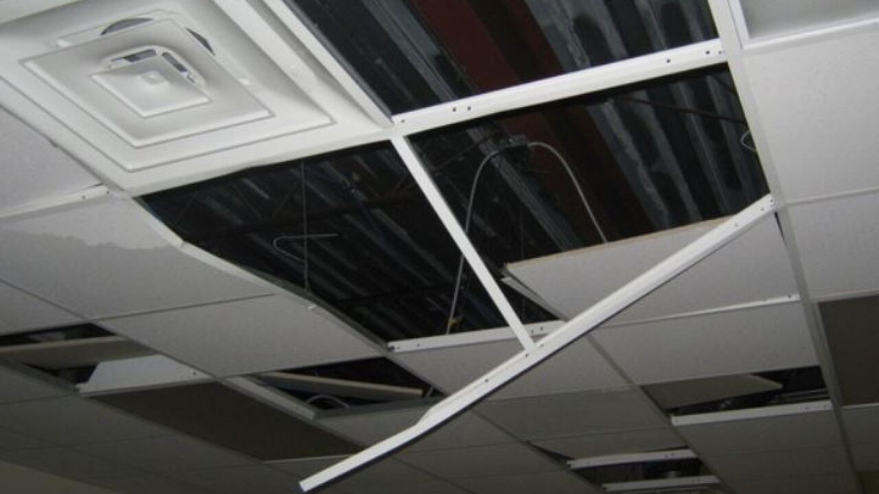 Break-in and vandalism at Lincoln school, thousands in damages