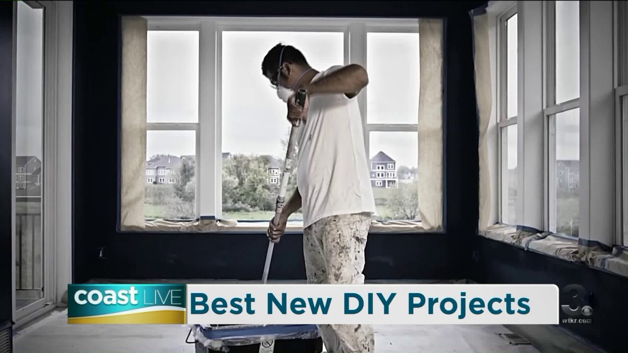 Professional tips for starting a DIY project on Coast Live