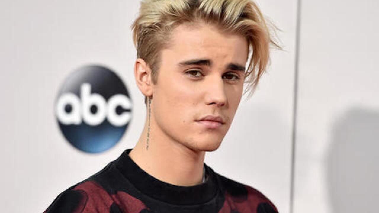 Justin Bieber is back — on Instagram