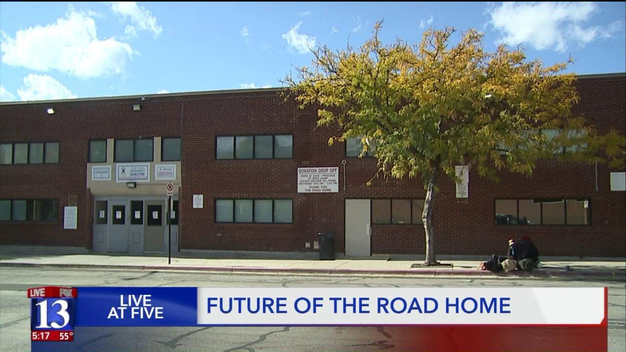 Homeless shelters at capacity as winterlooms