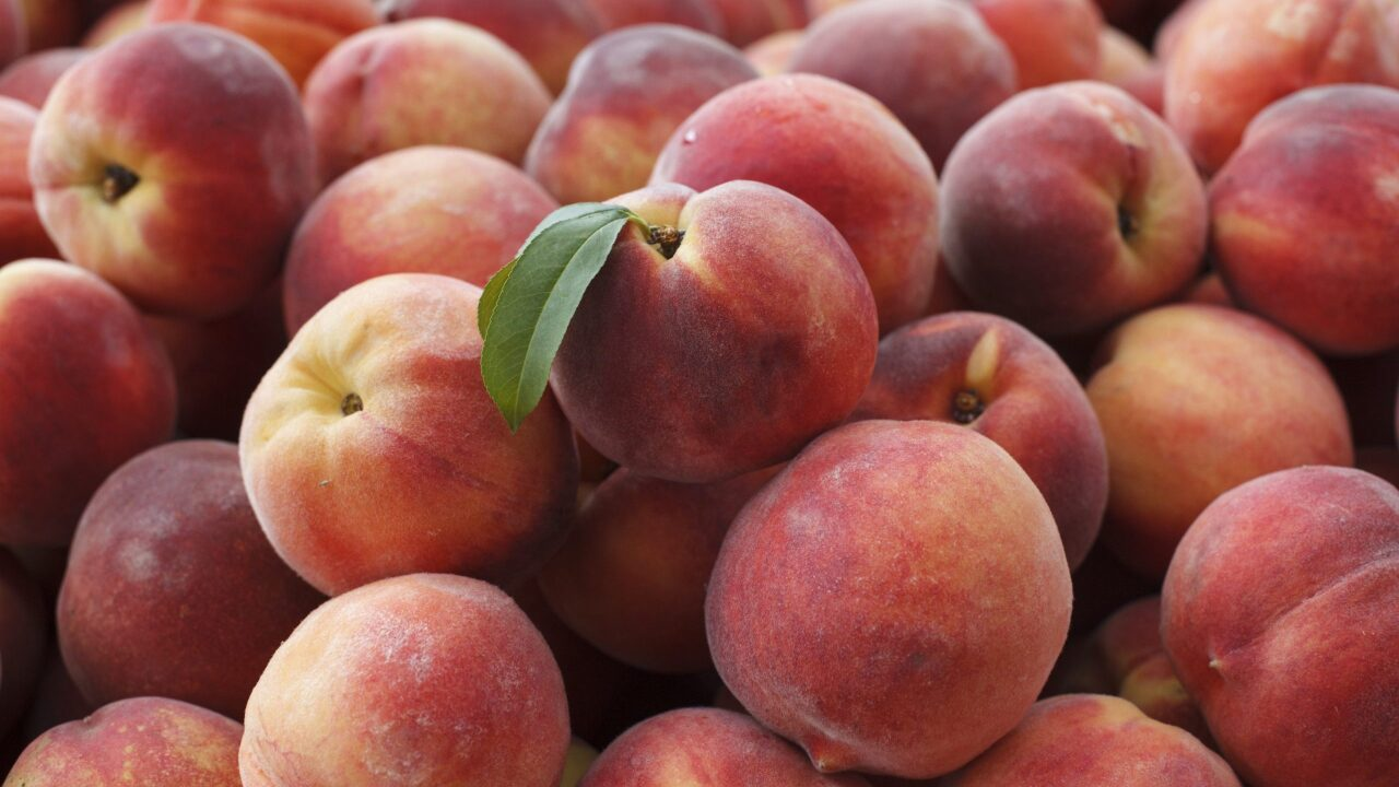 Peaches recalled at Aldi and Target stores