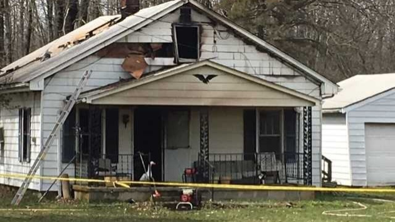 At least 1 dead in Clermont County fire