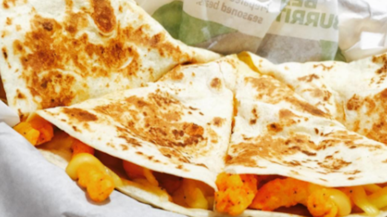 Taco Bell debuts Cheetos quesadilla in the Philippines