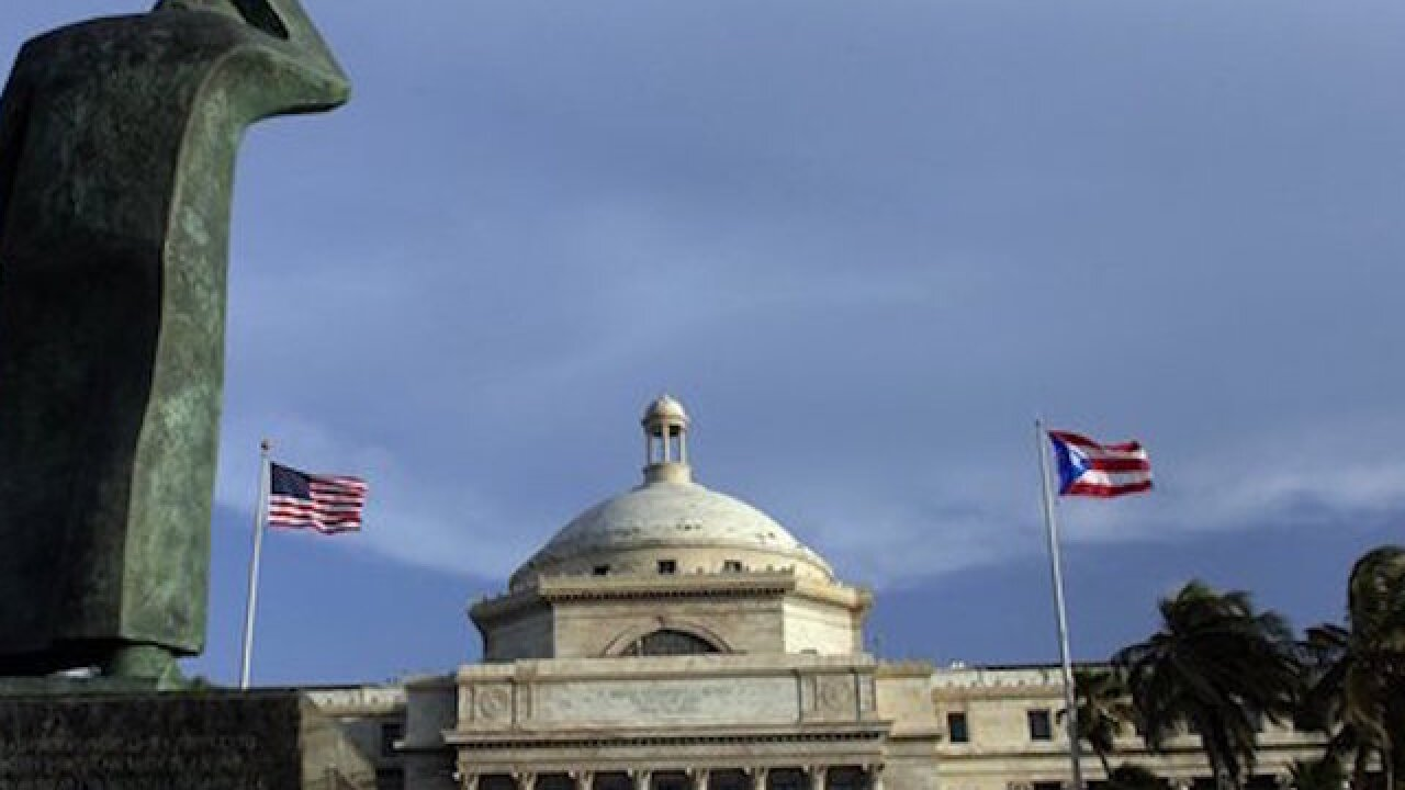 House passes bill that helps ease Puerto Rico's debt crisis