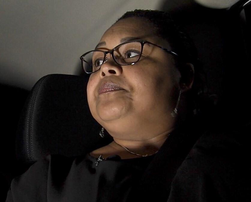 Cynthia Kennedy-Edwards in November 2017