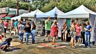 Richmond street festival showcases local art, gives back to community