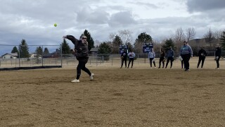Helena Capital softball prepares for first games in 22 months