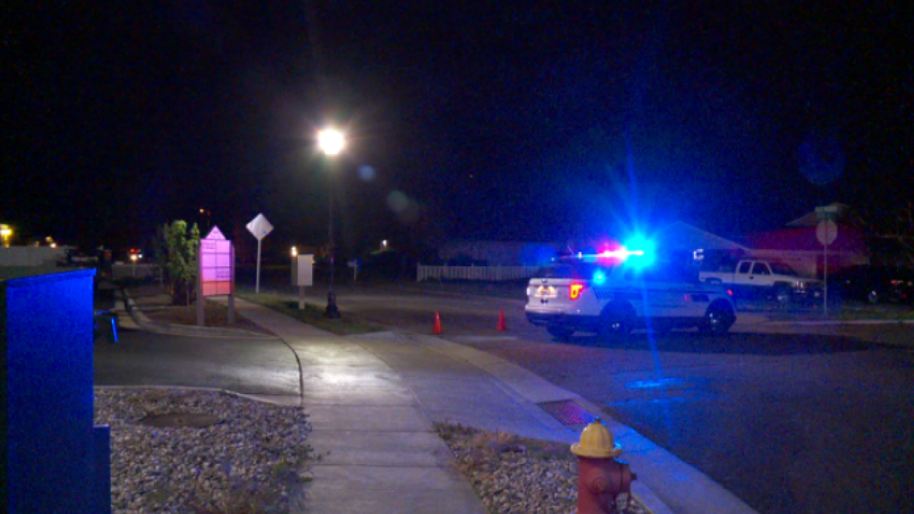 Layton man shot by police officer after firing multiple rounds, causing standoff