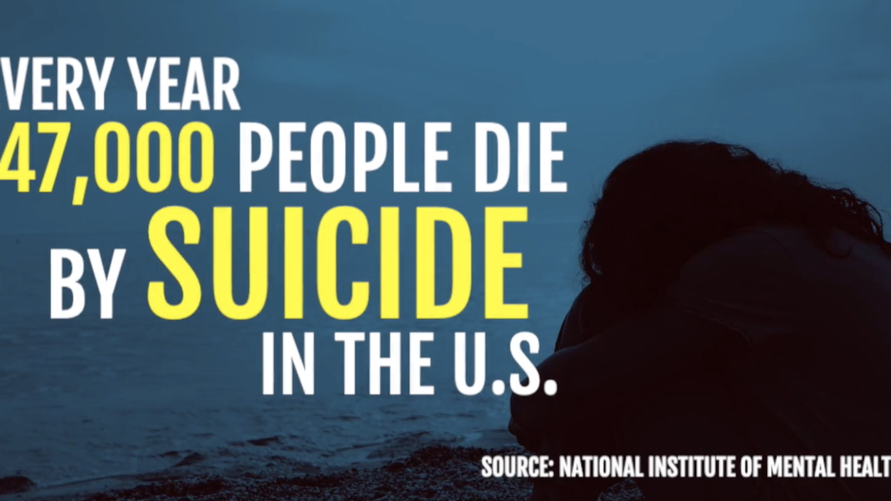 Nationwide suicide prevention hotline could be reduced to just 3 numbers