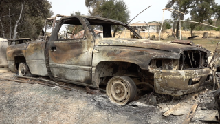 valley fire victim jesus mendoza truck.png