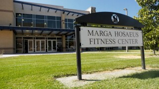 Montana State University fitness center reopens months after gym roof collapses