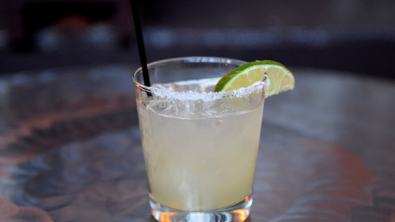 Celebrate National Margarita Day on Wednesday