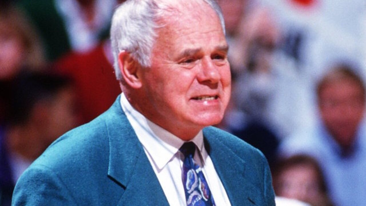 Legendary college basketball coach Jud Heathcote dies at 90