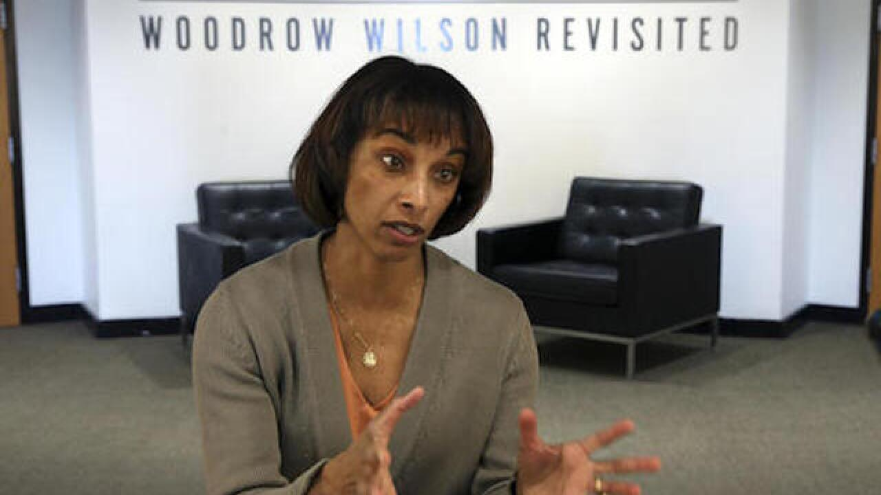 Princeton to keep Wilson name despite views