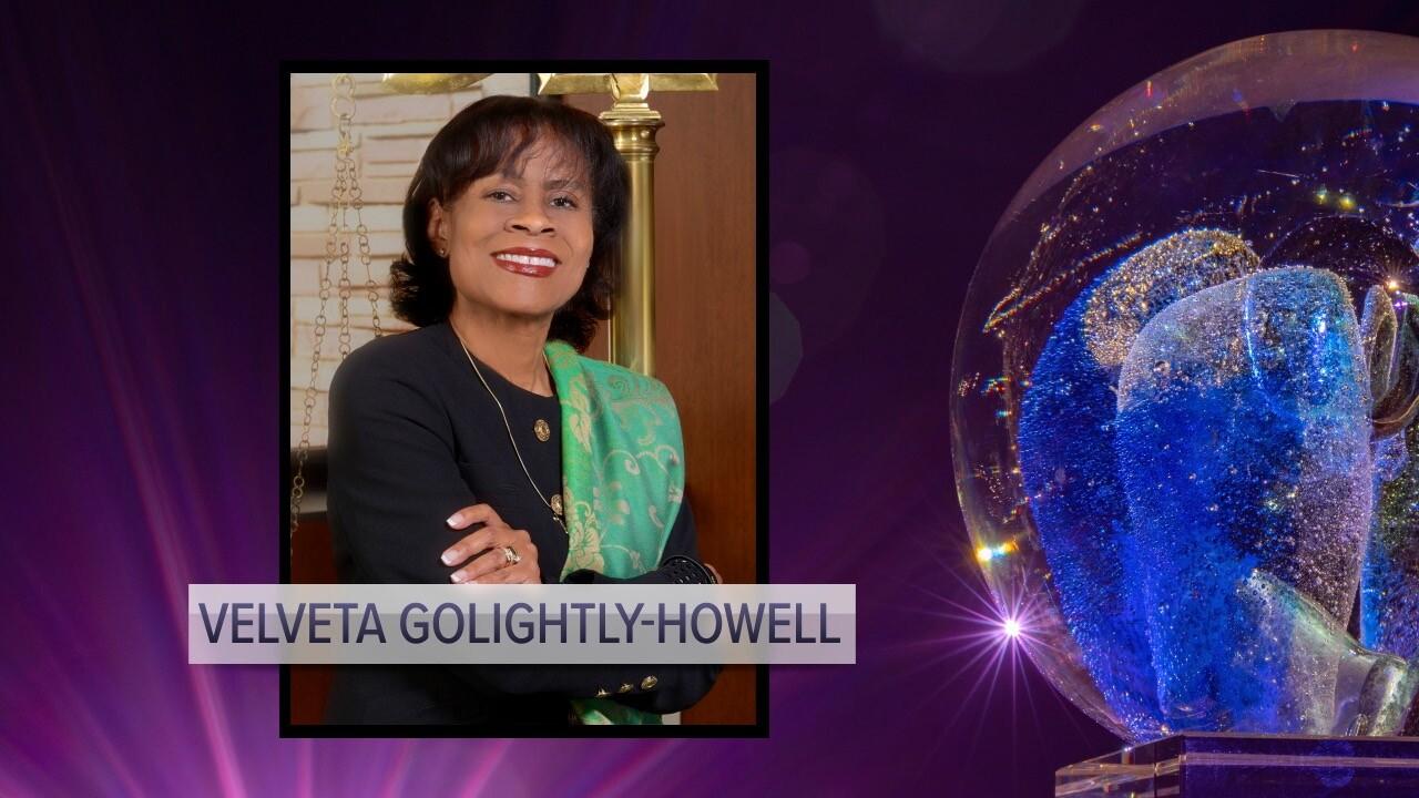 Velveta Golightly-Howell, Colorado Women's Hall of Fame