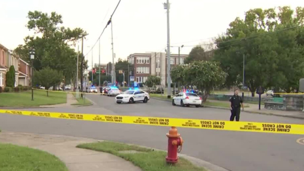 Nearby Neighborhood Residents React To Officer-Involved Shooting