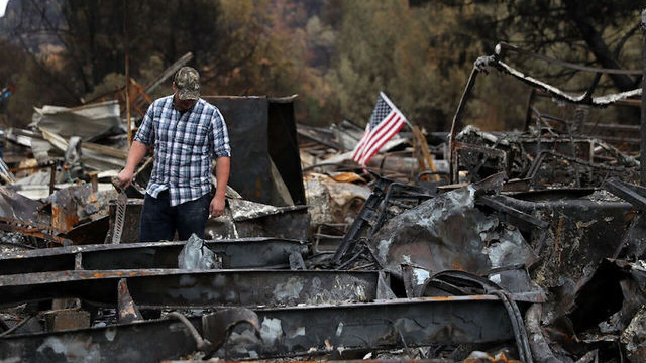 3 more bodies found as Camp Fire declared 100% contained