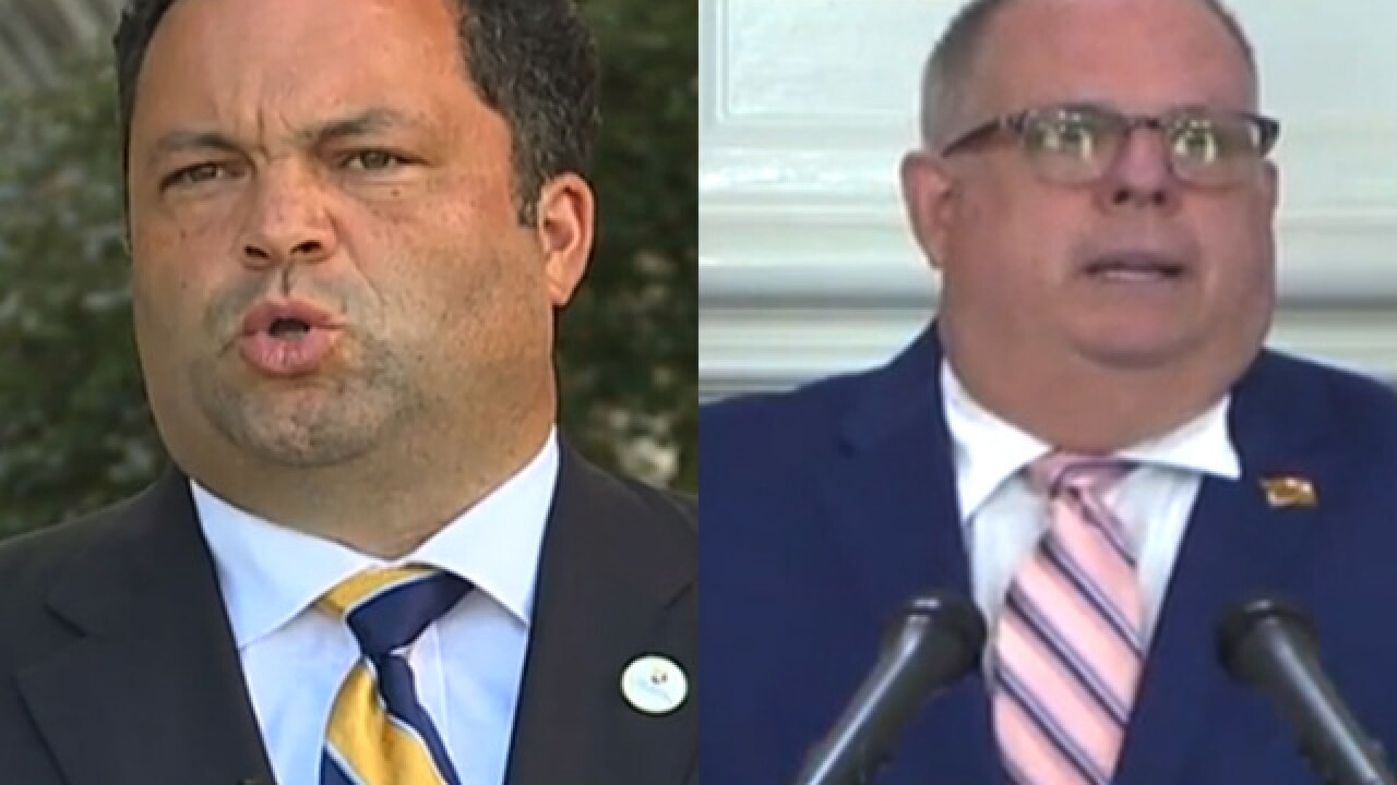 Governor Hogan and Ben Jealous agree to televised debate