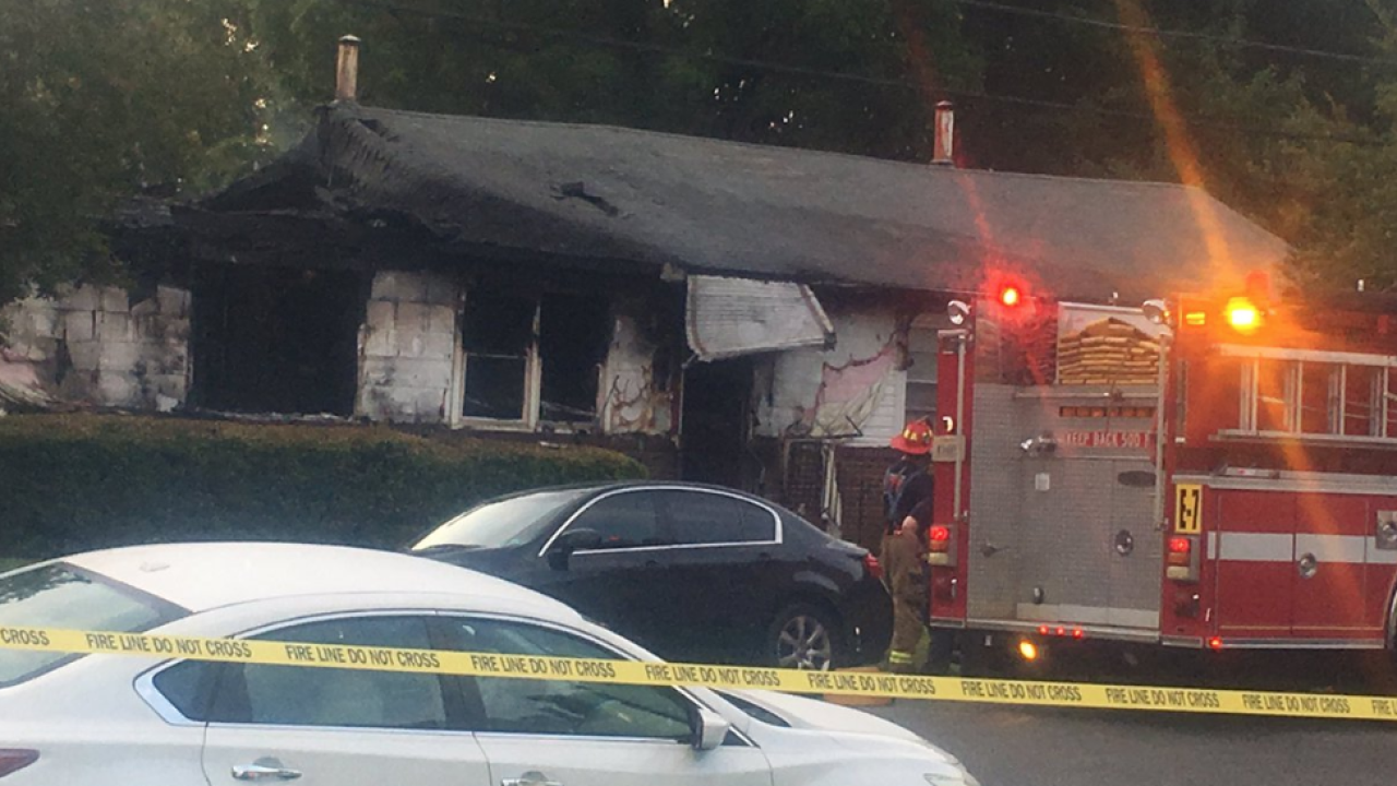 Families without a home after a fire rips through a Portsmouth apartment house