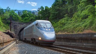 Amtrak is having a buy one, get one free sale on train tickets