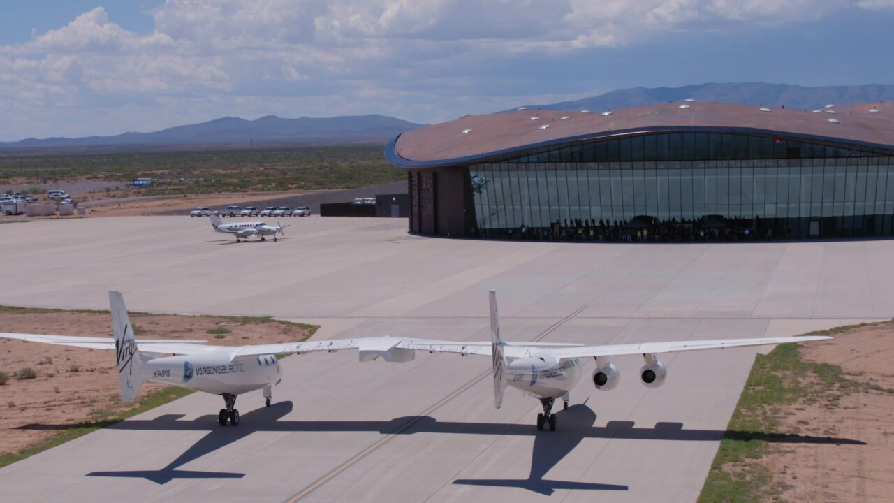 NEW: VMS Eve at Spaceport America