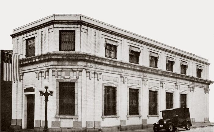 Original Federal Reserve Helena Branch