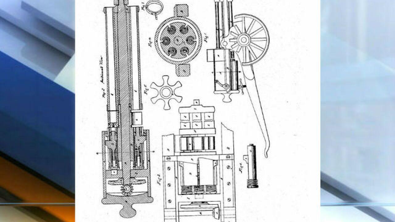 The Gatling Gun: The first modern machine gun was invented ... on