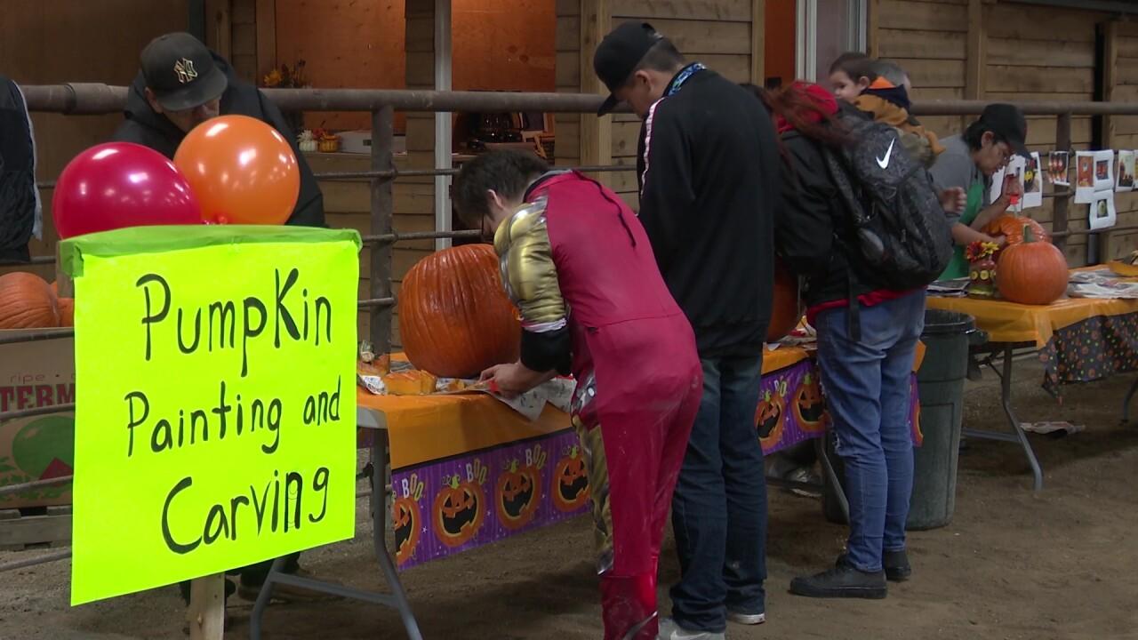Harvest Festival celebrates community at King's Arena