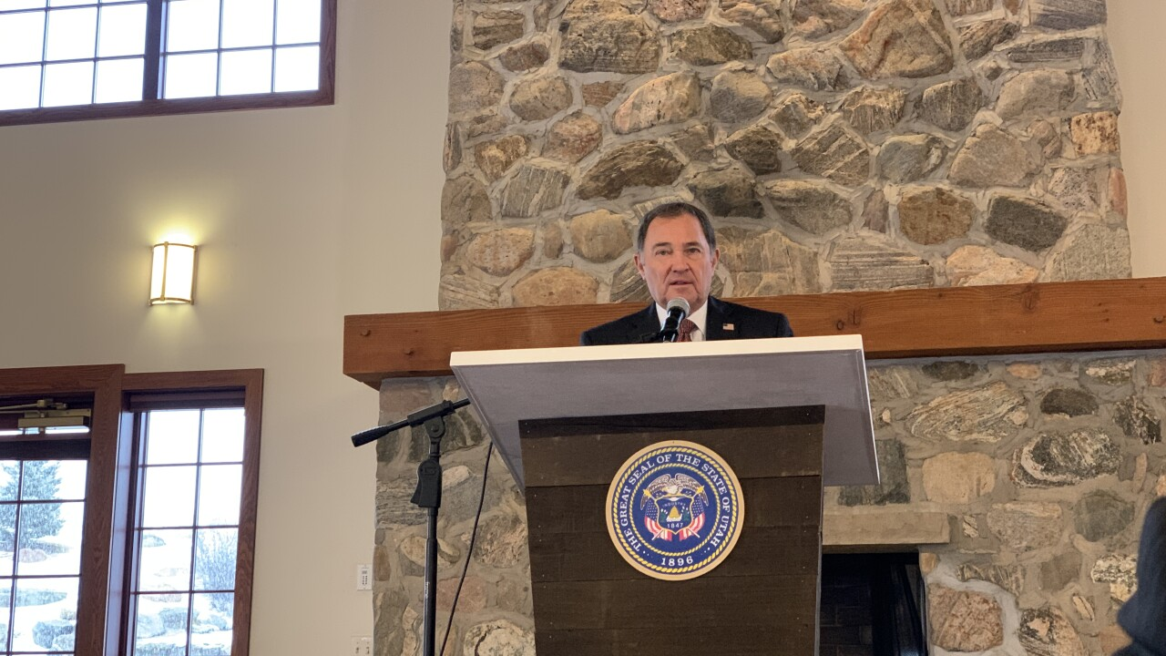 $4.9 billion for education, $100 million for air quality in Utah governor's proposedbudget