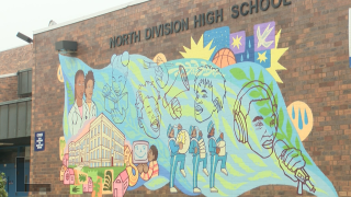 North Division Mural