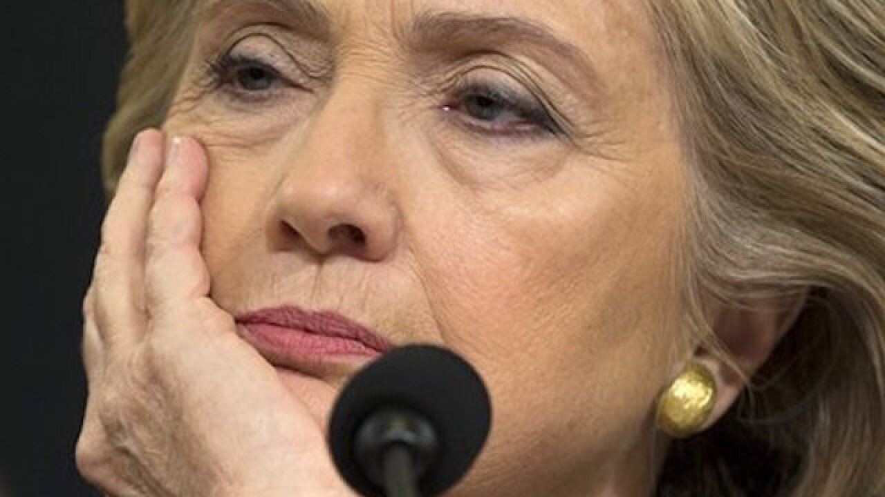 Hillary Clinton failed to turn over key email