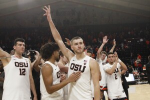 California Oregon St Basketball