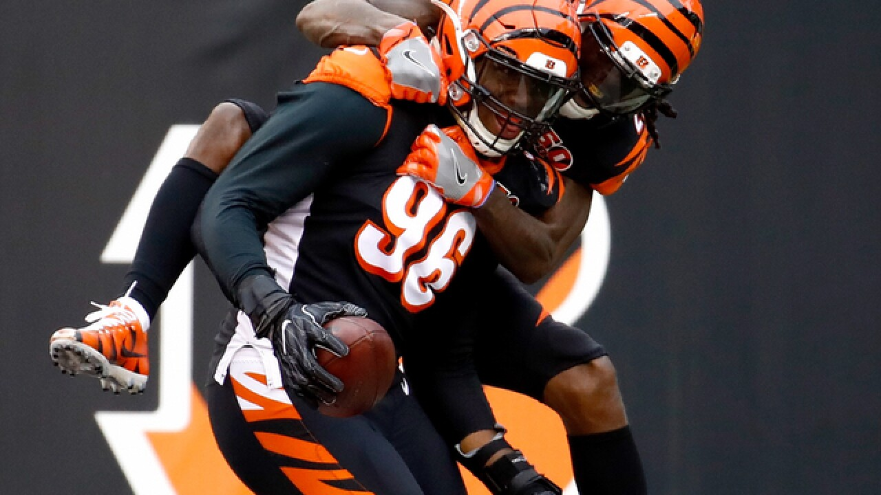 Bengals, Jaguars trying to stack wins to stay in AFC hunt