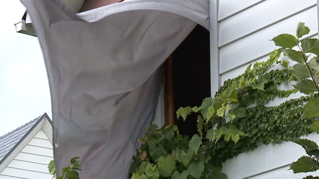 Residents cope with problem absentee homeowners