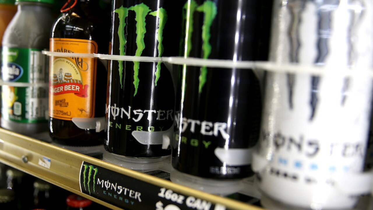 Army warns of new threat: Energy drinks