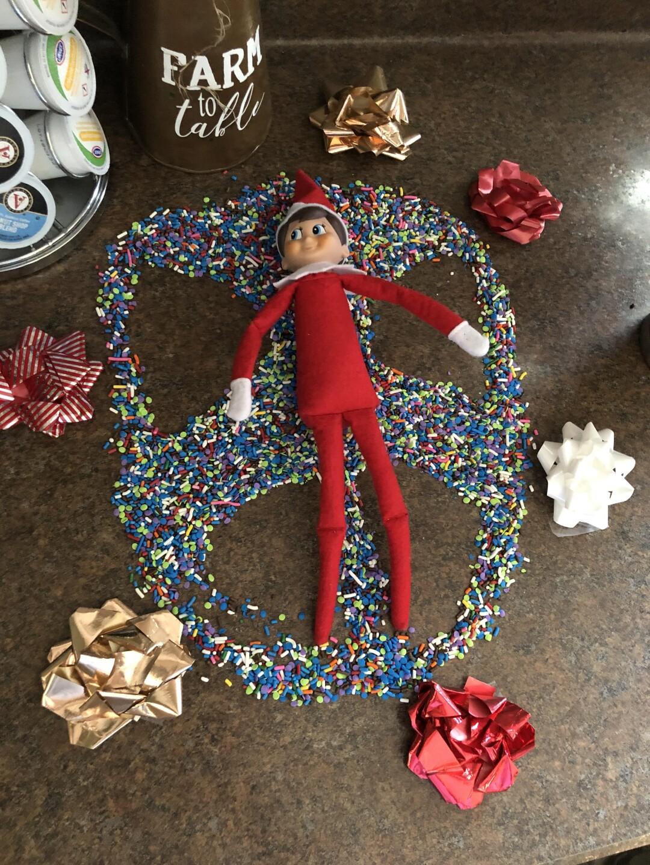 Scout the mischievous Elf