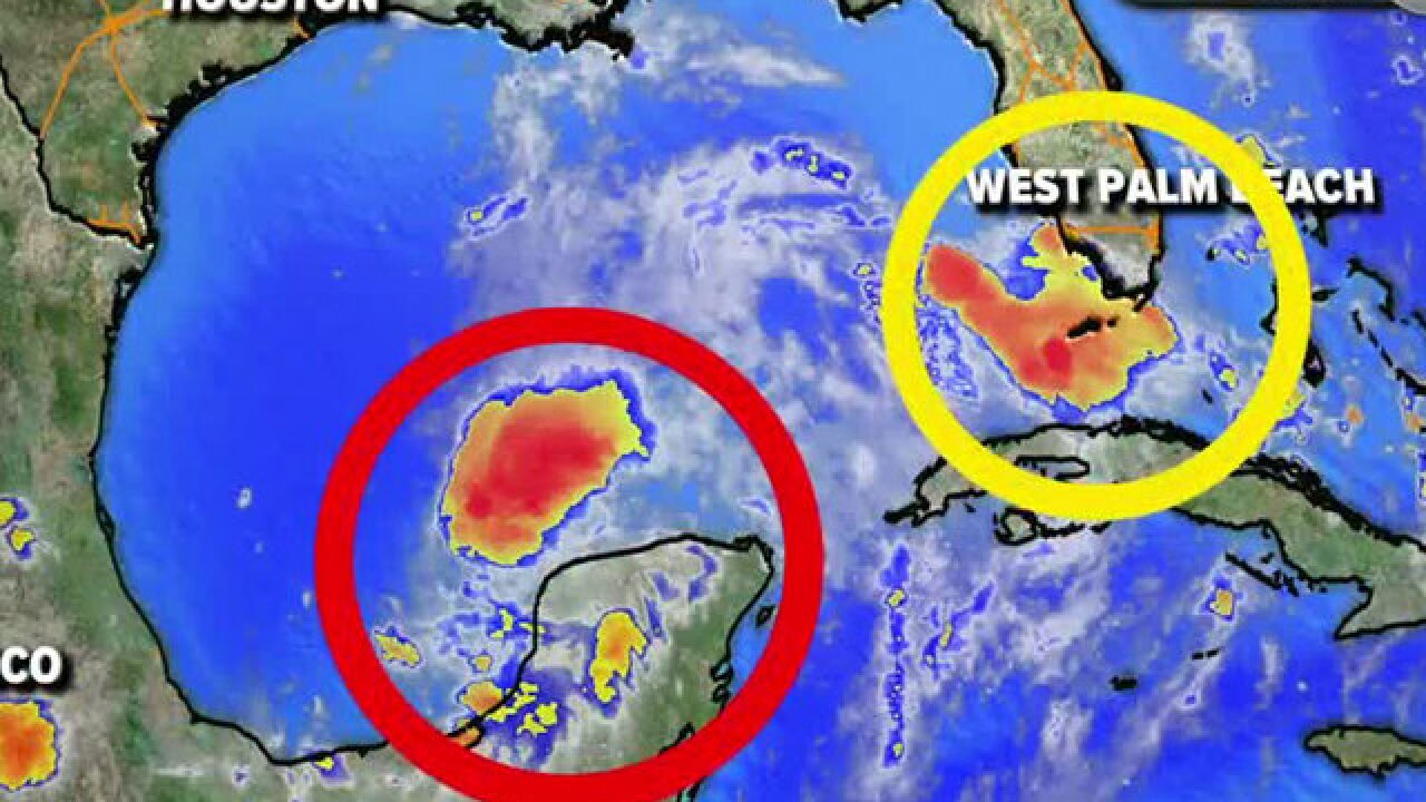 What we can expect from a tropical wave off the coast