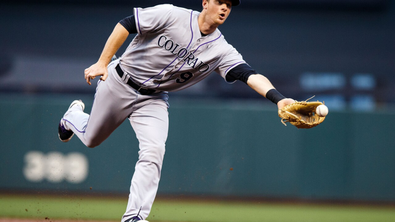 Brother Rice's DJ LeMahieu scores third Gold Glove award