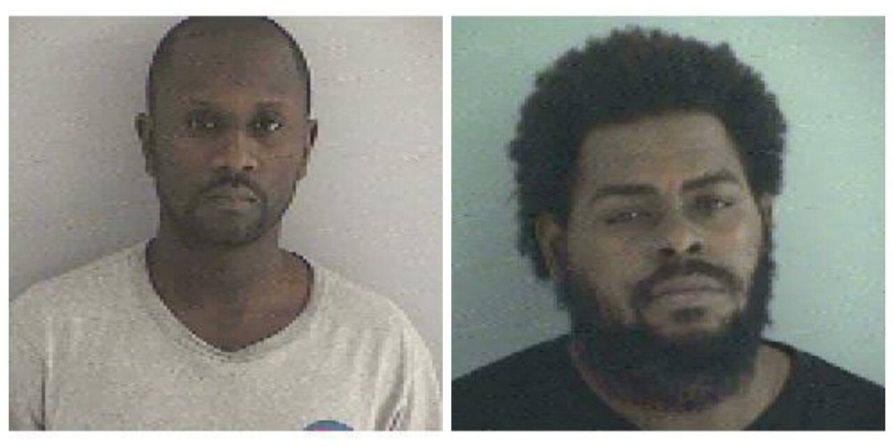 Jordan St. Louis and Marc Clermont both pleaded guilty to conspiracy to commit wire fraud in Home Depot theft case.