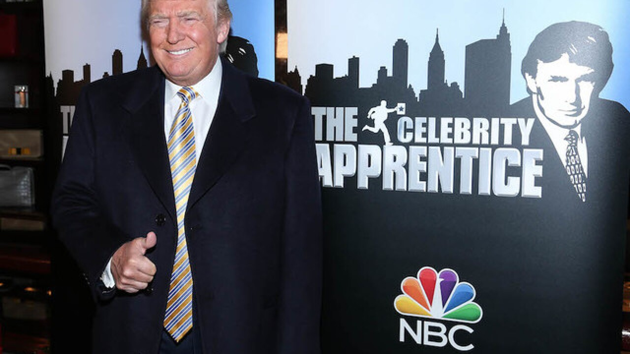 President-elect Donald Trump says he will spend 'zero time' on 'The Apprentice'