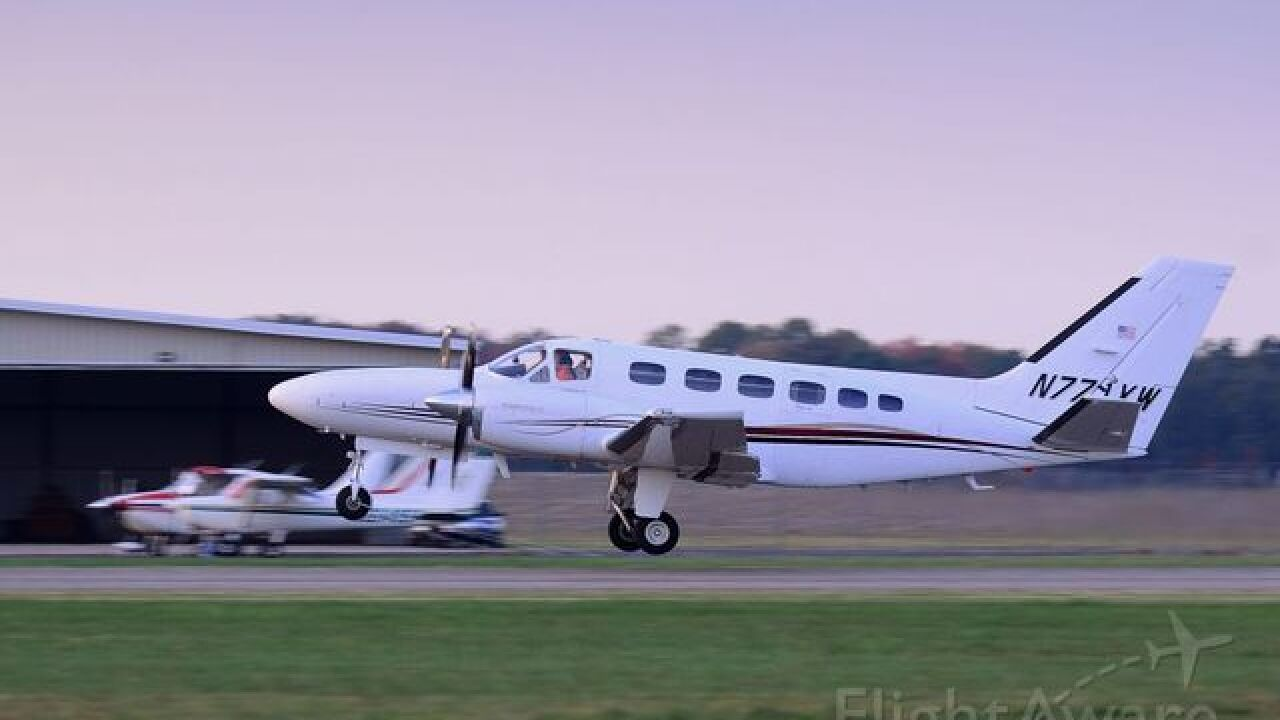 Police: No survivors in Indiana plane crash